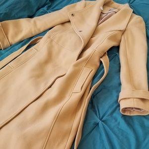 ASOS Camel Wool Coat / Trench Coat (Re-Posh)